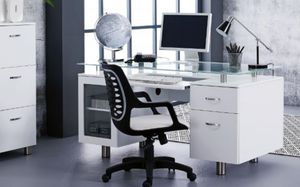 Mod-N Executive Desk