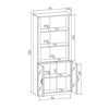 Soho Bookcase - Jory Henley Furniture