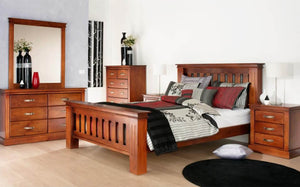 Texas Bed Frame - Jory Henley Furniture