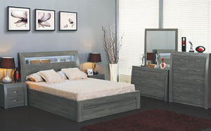 Toulouse Bed Frame - Jory Henley Furniture
