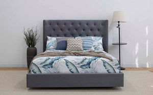 Como Bed Frame - Jory Henley Furniture