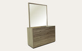 Armadale Dresser with Mirror - Jory Henley Furniture