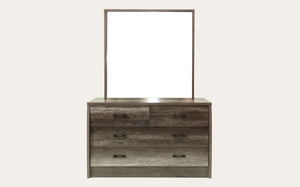 Brighter Dresser with Mirror