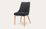 Eva Dining Chair-Joryhenley-Eva Dark Grey-Jory Henley Furniture