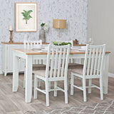 Garcia Extension Dining Package 5PC / 7PC-Joryhenley-5pc-1.2mDT+4 x Chair-Jory Henley Furniture