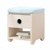 Igrow Cube Art Study Table Blue/Pink/Green