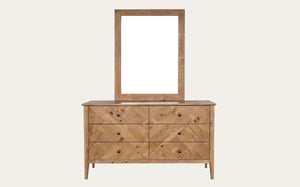 Insight Dresser with Mirror