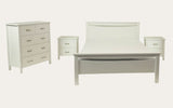 Joanna Bedroom Suite 4 Piece - Jory Henley Furniture