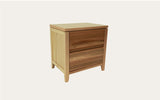 Kansas Bedside Table - Jory Henley Furniture