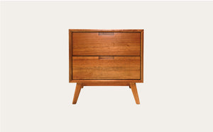 Mali Bedside Table - Jory Henley Furniture