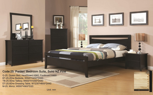 Paiden Bed Frame