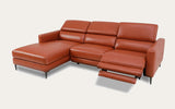Samantha Recliner with Chaise - Jory Henley Furniture