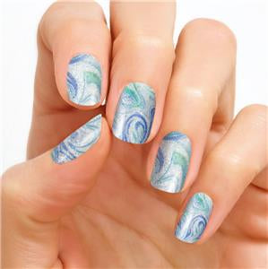 Water You Up To 100% Nail Polish Strips