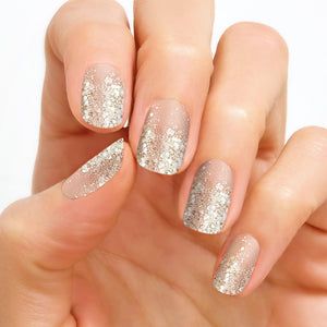 Dripping Diamonds 100% Nail Polish Strips