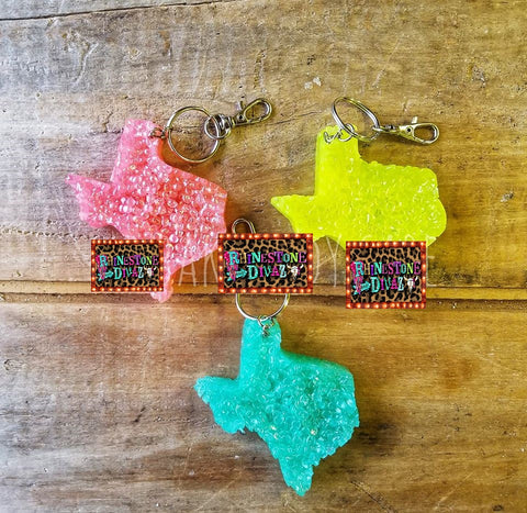 Texas Keychain Smelly Jelly