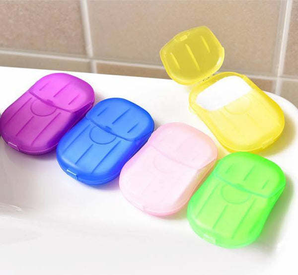 Portable Hand Soap