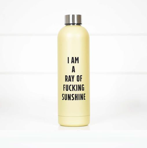Ray Of Sunshine Water Bottle