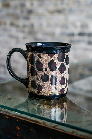 Leopard Coffee Mug