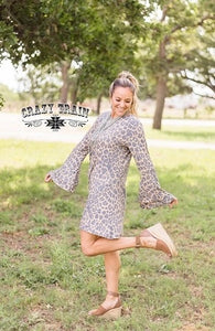 The Haven Leopard Dress