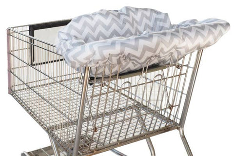 PREORDER Ritzy Sitzy Shopping Cart and High Chair Cover