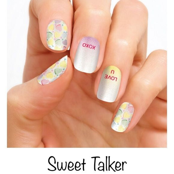Sweet Talker 100% Nail Polish Strips