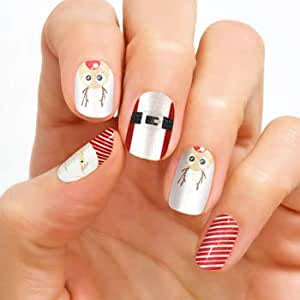 Bring Your Sleigh Game 100% Nail Polih Strips