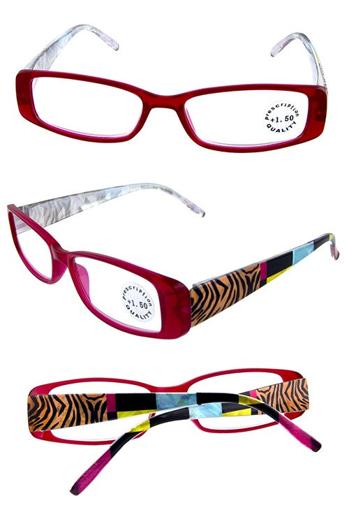 Pink Patchwork Readers