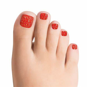 Brazilianarie TOE 100% Nail Polish Strips