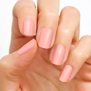 Charleston Blush 100% Nail Polish Strips