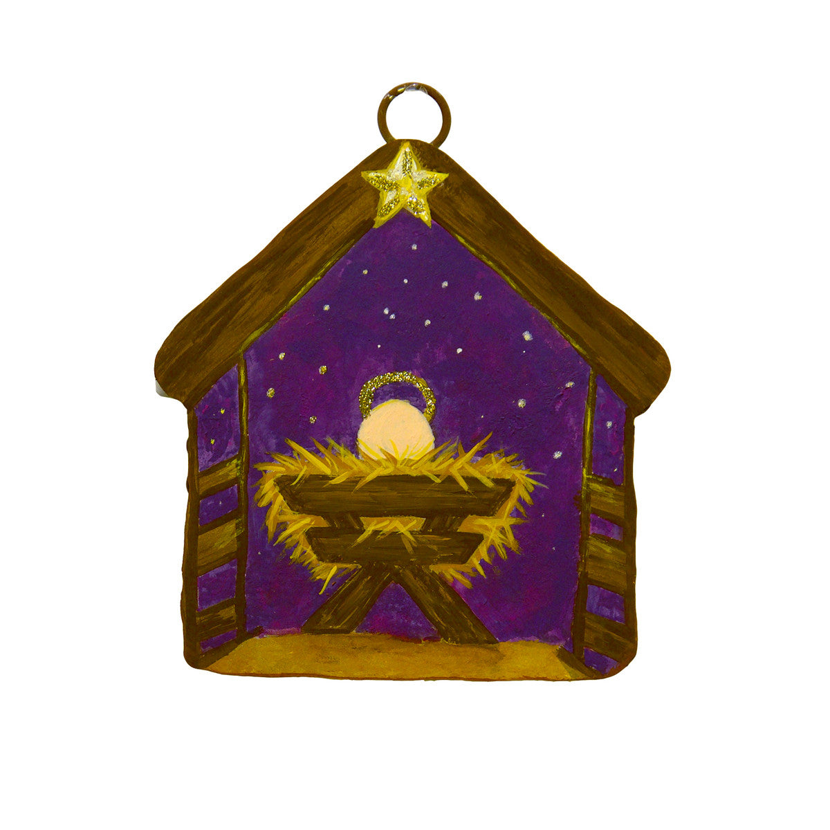 Nativity Mini Charm