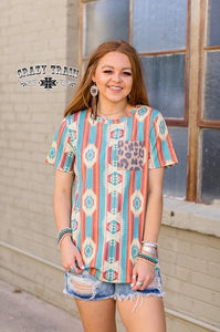Gallup Girl Top