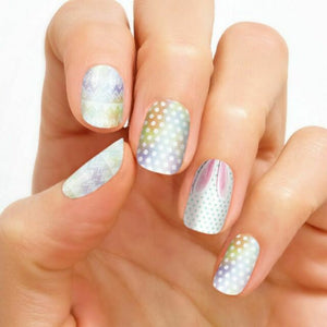 Great Hare Day 100% Nail polish Strips