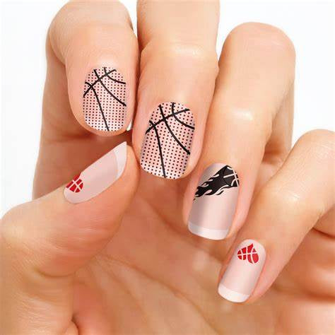 Hoop There It Is 100% Nail Polish Strips