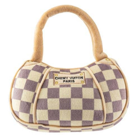 LARGE Chewy Vuitton Handbag Toy