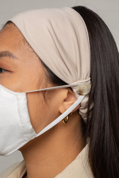 Headband mask Holders