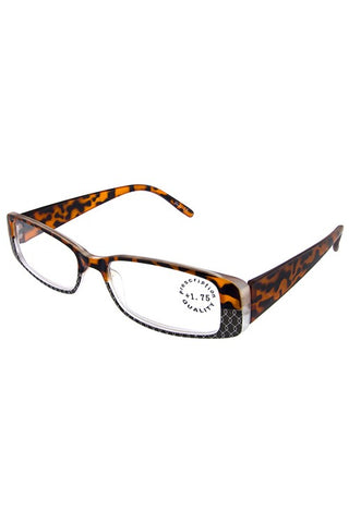 Leopard Patchwork Readers