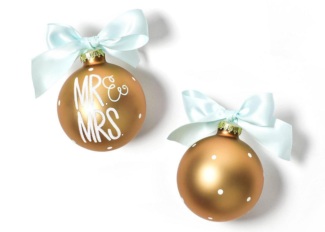Mr. & Mrs. Ornament