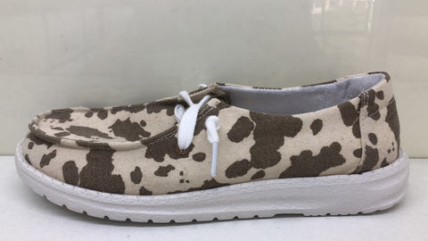 Brown Cow Sneaker