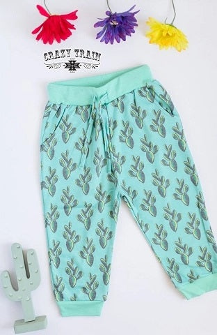 Kids Prickly Pear Joggers