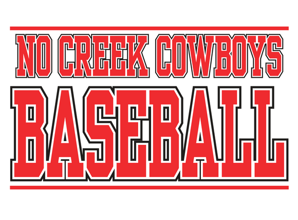 No Creek Cowboys Baseball