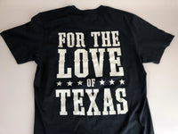 For the Love of Texas Tee