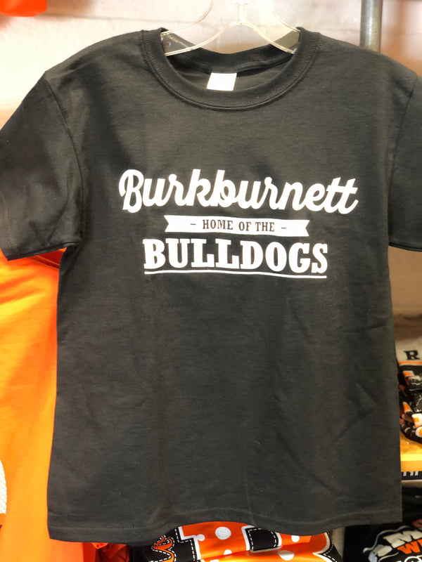 Youth Home of the Bulldogs Tee
