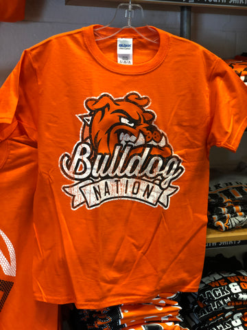 Bulldog Nation Tee