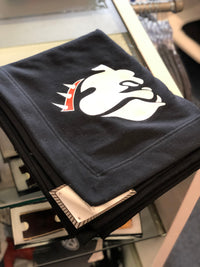 Bulldog Stadium Blanket