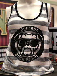 Bulldog Beach Patrol Tanks