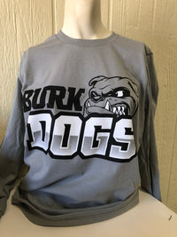 Long Sleeve Burk Dogs Tee