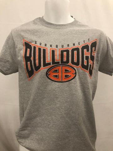 Burk Bulldogs Double B Tee