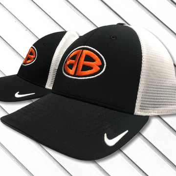 Nike Double B Flex Fit Caps