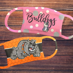 Youth Bulldog Masks