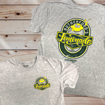 Rutherfords Lemonade Tees-Team Eagle LTASB Scholarship Fundraiser